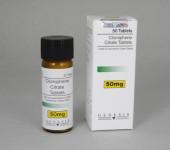 Clomiphene citrat Genesis 50mg (50 tab)