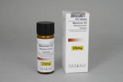 Mesviron 25mg (100 tab)