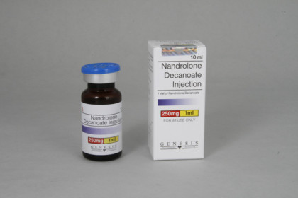 Nandroloni Decanoate Genesis 250mg/ml (10ml)