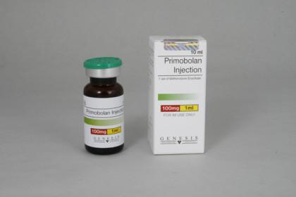 Primobolan injektio 100mg/ml (10ml)