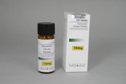 Tamoxifene sitraatti tabletit 10mg (100 tab)