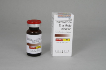 Testosteroni Enanthate injektio 250mg/ml (10ml)