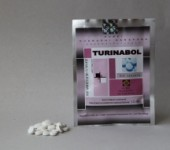 Turinabol Hubei 10mg (50 tab)